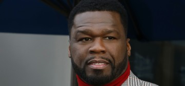 50 Cent worries that a lot of quarantined people will just stay at home & 'get fat'