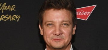 Jeremy Renner wants to pay less in child support because of the economic crash