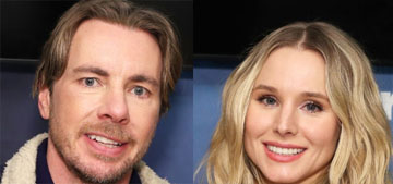 Kristen Bell and Dax Shepard tell tenants they're not collecting rent in April