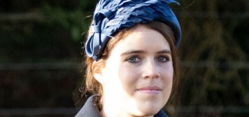 There's another rumor that Princess Eugenie is pregnant