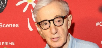 Woody Allen: Timothee Chalamet only denounced me for his Oscar campaign