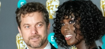 Joshua Jackson on Jodie's impending due date: 'It's a bit stressful right now'