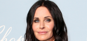 Courteney Cox is binge watching Friends to get ready for the reunion