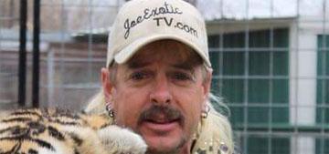 Tiger King's Joe Exotic is seeking a presidential pardon, don't let 45 watch it