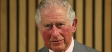 Prince Charles & Camilla also did the 'clap for carers' thing in isolation in Scotland
