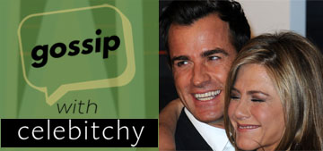 'Gossip With Celebitchy' podcast #45: Gossip mysteries like Natalie Wood & Jennifer Aniston