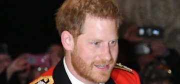 Prince Harry told people he was 'devastated' to step down from the Royal Marines