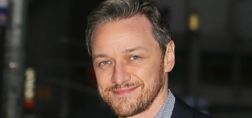 James McAvoy donated £275,000 to Masks for Heroes for UK hospitals
