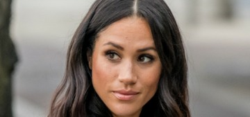 This Tatler article about Duchess Meghan's time in Canada is completely bonkers
