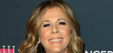 Rita Wilson celebrates being cancer free and a COVID-19 survivor