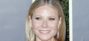 Gwyneth Paltrow burned the hell out of her homemade vegetarian paella, right?