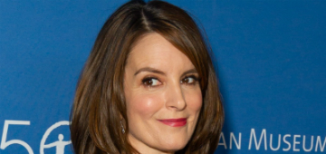 Tina Fey's daughters had a Zoom talent show with friends and grandparents
