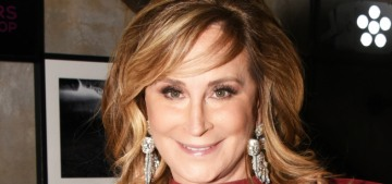 RHONY Sonja Morgan is quarantined in a desert spa: 'I haven't had hard food in 10 days'
