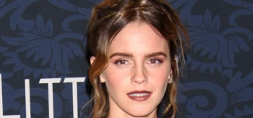 Emma Watson: 'Evolutionary theorists believe that patriarchy is not inevitable'