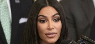 Kim Kardashian on her criminal justice reform work: 'I will work with any administration'