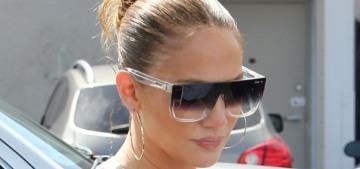 Jennifer Lopez & Alex Rodriguez got their Miami gym to open up just for them