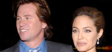 Val Kilmer insists that Angelina Jolie was one of his lovers/girlfriends…?