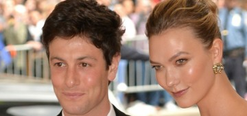Karlie Kloss: 'I really followed my heart on choosing to be with the person that I love'