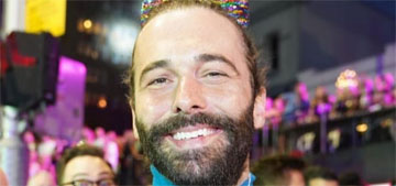 Jonathan Van Ness' DIY haircutting tips: don't do it, it's 3 inches tops