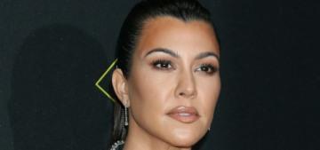 The Kourtney Kardashian-Kim Kardashian KUWTK fist-fight was bonkers