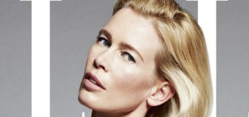 Claudia Schiffer: You don't have to be called beautiful your entire life