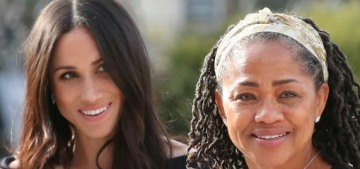 Theory: Doria Ragland is probably isolating with the Sussexes in LA somewhere?
