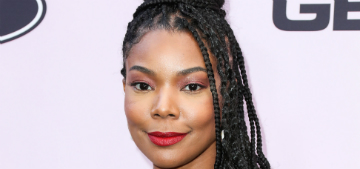 Gabrielle Union and her daughter sport matching curls during lockdown