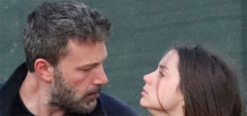 Did Jennifer Garner read Ben Affleck the riot act about his pap walks with Ana?