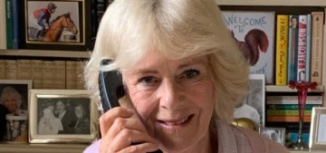 Duchess Camilla's Birkhall office is a well-used, messy space, as it should be
