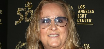 Melissa Etheridge can't stop talking about the uncool Bermuda Triangle of Doom