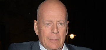 Bruce Willis and Demi Moore are self isolating with their daughters and partners