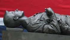 Prince Harry 'Dead' In Art
