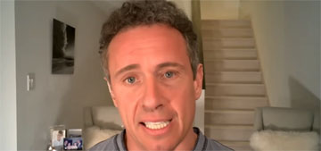Chris Cuomo shares his X-ray and explains how he's beating the virus