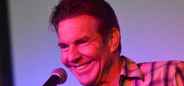 Dennis Quaid thinks Donald Trump is 'doing a good job' during the pandemic