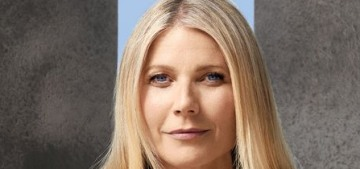 Gwyneth Paltrow thinks her critics hate her because she's 'pretty & has money'