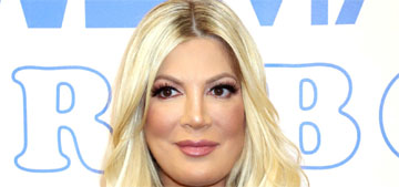 Tori Spelling tried to charge fans $95 a piece to talk to her on Zoom