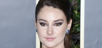 Shailene Woodley: We're conditioned to 'assume one person can be our end-all, be-all'