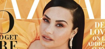 Demi Lovato: 'I wish I could say, 'I only date attractive people.' But I don't'