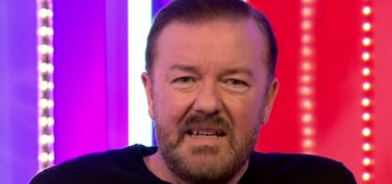 Ricky Gervais: Celebrities like Sam Smith should 'stop whining' about the lockdown