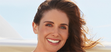 Alison Brie: Lifting won't make you bulky 'You can pack muscle into a lean body'