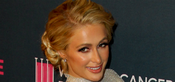 Paris Hilton literally tried to like, build her own club with Amazon supplies at home