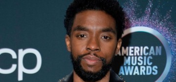 Chadwick Boseman seems to have lost an alarming amount of weight