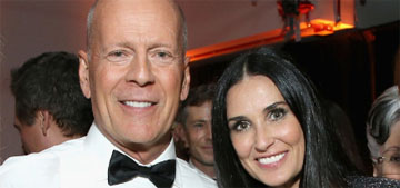 Bruce Willis' wife couldn't travel after his daughter played with a hypodermic needle
