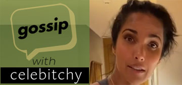 'Gossip With Celebitchy' podcast #48: Should you wear a bra at home?