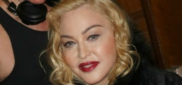 Madonna's friends worry that Madge is coming across as sad, crazy & 'not dope'