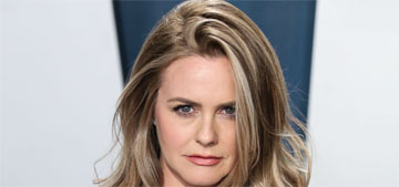 Alicia Silverstone: There's not enough time in the day, I don't understand it