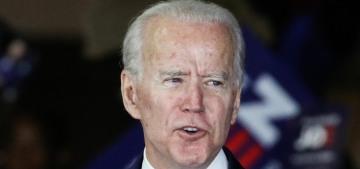 Joe Biden on the idea of Michelle Obama as VP: 'I'd take her in a heartbeat'
