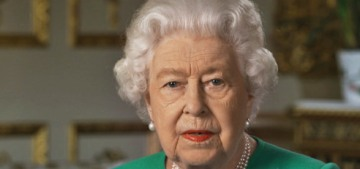 Queen Elizabeth celebrated her birthday today without any kind of gun salute