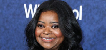 Octavia Spencer on being home alone: it's just me and my kitchen, it's not great