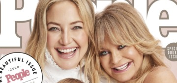 Kate Hudson, Goldie Hawn & Rani Rose cover People's Most Beautiful issue